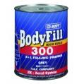 HB BODY fill 300 3:1 čierny 1L